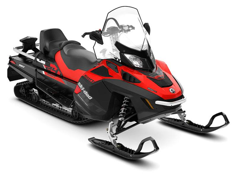 2020 Ski-Doo Expedition SWT 156 900 ACE ES in Honeyville, Utah - Photo 1
