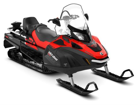 2020 Ski-Doo Skandic SWT 600 ACE ES in Clinton Township, Michigan