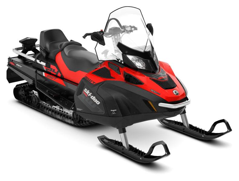 2020 Ski-Doo Skandic SWT 900 ACE ES in Presque Isle, Maine - Photo 1