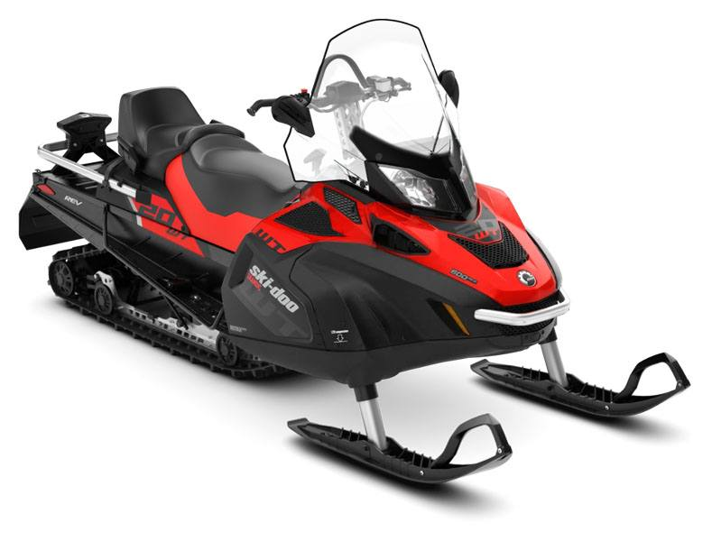 2020 Ski-Doo Skandic WT 600 ACE ES in Butte, Montana - Photo 1