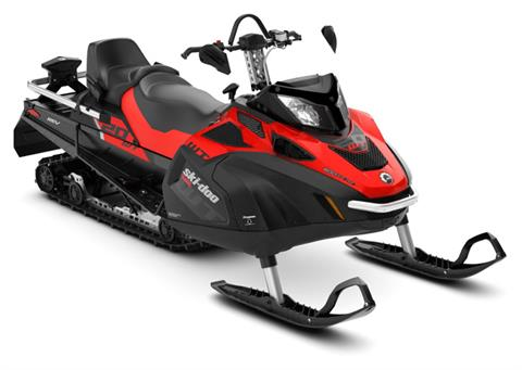 2020 Ski-Doo Skandic WT 600 H.O. E-TEC ES in Colebrook, New Hampshire