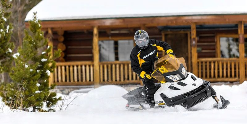 2020 Ski-Doo Tundra Extreme 600 H.O. E-TEC ES in Unity, Maine - Photo 4