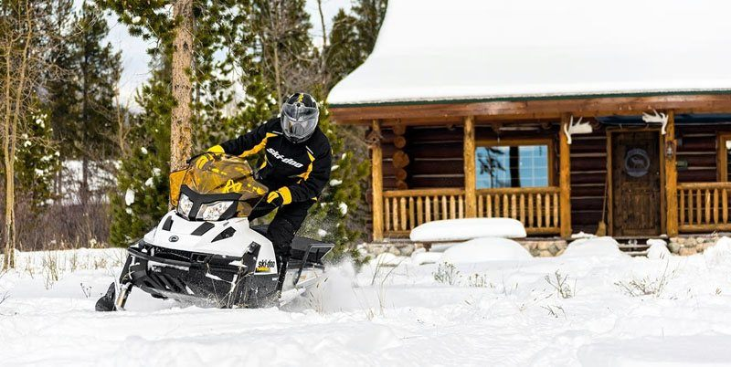 2020 Ski-Doo Tundra Sport 550F ES in Lake City, Colorado