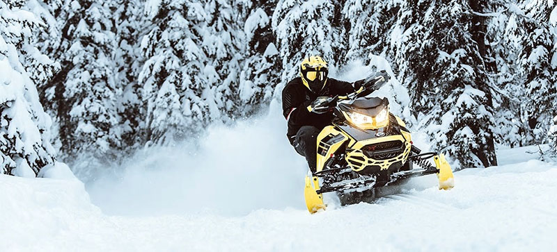 2021 Ski-Doo Renegade X-RS 850 E-TEC ES Ice Ripper XT 1.25 in Presque Isle, Maine - Photo 8