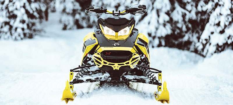 2021 Ski-Doo Renegade X-RS 850 E-TEC ES Ice Ripper XT 1.25 in Land O Lakes, Wisconsin - Photo 13