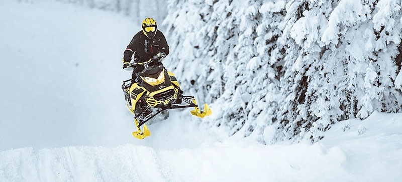 2021 Ski-Doo Renegade X-RS 850 E-TEC ES Ice Ripper XT 1.25 in Hillman, Michigan - Photo 14
