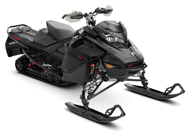 2021 Ski-Doo Renegade X-RS 850 E-TEC ES Ice Ripper XT 1.25 in Derby, Vermont - Photo 1