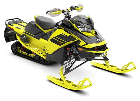 2021 Ski-Doo Renegade X-RS 850 E-TEC ES w/ QAS, Ice Ripper XT 1.25 in Augusta, Maine