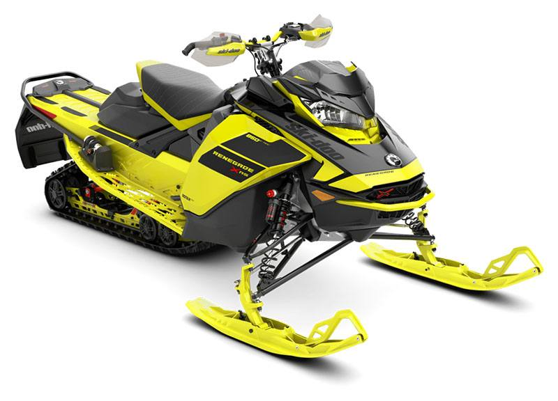 2021 Ski-Doo Renegade X-RS 850 E-TEC ES w/ QAS, Ice Ripper XT 1.25 w/ Premium Color Display in Eugene, Oregon
