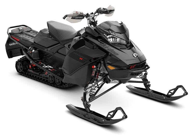 2021 Ski-Doo Renegade X-RS 850 E-TEC ES w/ QAS, RipSaw 1.25 w/ Premium Color Display in Barre, Massachusetts