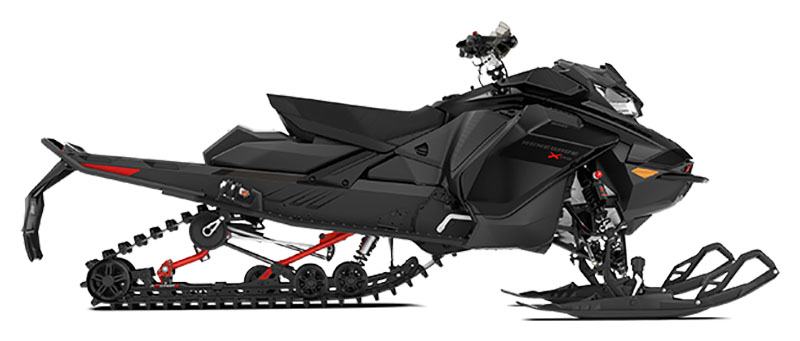 2021 Ski-Doo Renegade X-RS 850 E-TEC ES w/ Adj. Pkg, Ice Ripper XT 1.25 w/ Premium Color Display in Billings, Montana - Photo 2