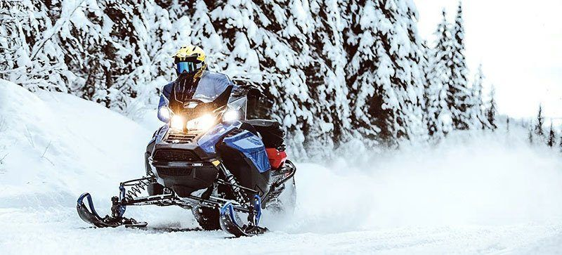 2021 Ski-Doo Renegade X-RS 850 E-TEC ES w/ Adj. Pkg, Ice Ripper XT 1.5 w/ Premium Color Display in Wilmington, Illinois