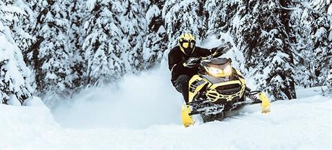 2021 Ski-Doo Renegade X-RS 850 E-TEC ES w/ Adj. Pkg, RipSaw 1.25 in Presque Isle, Maine - Photo 9