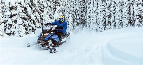 2021 Ski-Doo Renegade X-RS 850 E-TEC ES w/ Adj. Pkg, RipSaw 1.25 in Presque Isle, Maine - Photo 19