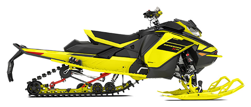2021 Ski-Doo Renegade X-RS 850 E-TEC ES w/ Adj. Pkg, RipSaw 1.25 in Zulu, Indiana - Photo 2