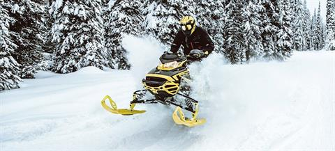 2021 Ski-Doo Renegade X-RS 850 E-TEC ES w/ Adj. Pkg, RipSaw 1.25 in Sierra City, California - Photo 9
