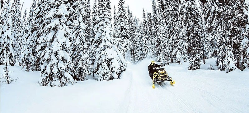 2021 Ski-Doo Renegade X-RS 850 E-TEC ES w/ QAS, RipSaw 1.25 w/ Premium Color Display in Wasilla, Alaska - Photo 9