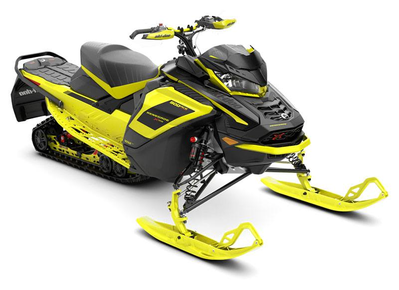 2021 Ski-Doo Renegade X-RS 900 ACE Turbo ES Ice Ripper XT 1.5 w/ Premium Color Display in Pinehurst, Idaho