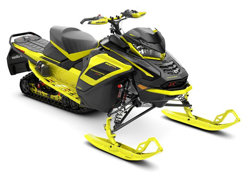2021 Ski-Doo Renegade X-RS 900 ACE Turbo ES w/ QAS, Ice Ripper XT 1.25 w/ Premium Color Display in Evanston, Wyoming