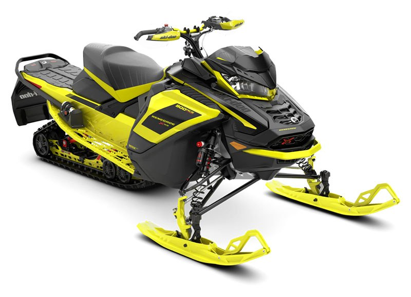 2021 Ski-Doo Renegade X-RS 900 ACE Turbo ES w/ Adj. Pkg, Ice Ripper XT 1.25 in Woodruff, Wisconsin - Photo 1