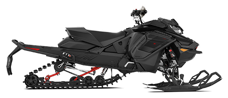 2021 Ski-Doo Renegade X-RS 900 ACE Turbo ES w/ Adj. Pkg, RipSaw 1.25 in Colebrook, New Hampshire - Photo 2