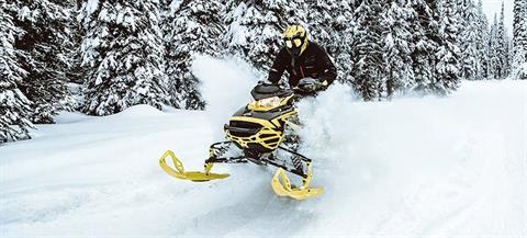 2021 Ski-Doo Renegade X-RS 900 ACE Turbo ES w/ Adj. Pkg, RipSaw 1.25 in Presque Isle, Maine - Photo 16