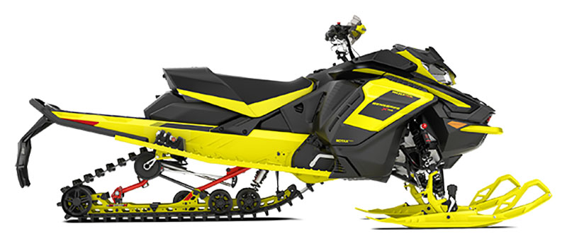 2021 Ski-Doo Renegade X-RS 900 ACE Turbo ES w/ Adj. Pkg, RipSaw 1.25 w/ Premium Color Display in Presque Isle, Maine - Photo 2