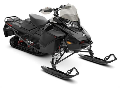 2021 Ski-Doo Renegade X 850 E-TEC ES Ice Ripper XT 1.25 w/ Premium Color Display in Evanston, Wyoming