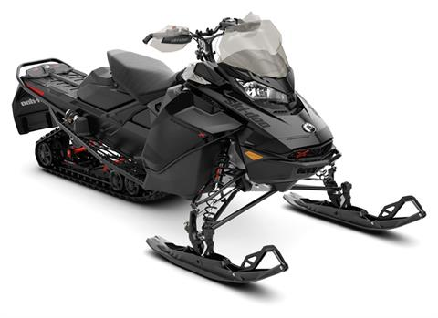 2021 Ski-Doo Renegade X 850 E-TEC ES w/ Adj. Pkg, RipSaw 1.25 in Colebrook, New Hampshire