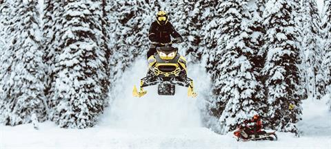 2021 Ski-Doo Renegade X 850 E-TEC ES RipSaw 1.25 w/ Premium Color Display in Sierra City, California - Photo 12