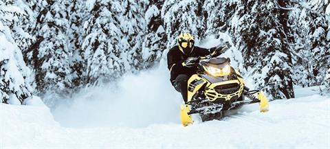 2021 Ski-Doo Renegade X 850 E-TEC ES w/ Adj. Pkg, Ice Ripper XT 1.5 w/ Premium Color Display in Sacramento, California - Photo 9