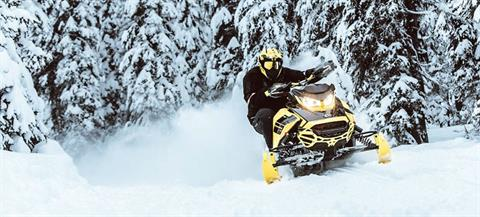 2021 Ski-Doo Renegade X 850 E-TEC ES w/ Adj. Pkg, RipSaw 1.25 in Land O Lakes, Wisconsin - Photo 9