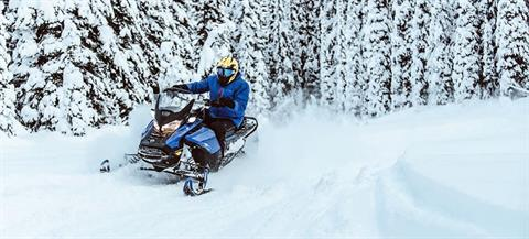 2021 Ski-Doo Renegade X 850 E-TEC ES w/ Adj. Pkg, RipSaw 1.25 in Land O Lakes, Wisconsin - Photo 19