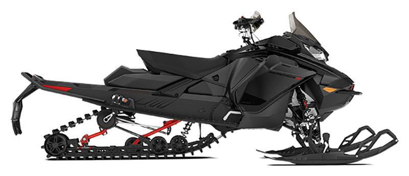 2021 Ski-Doo Renegade X 850 E-TEC ES w/ Adj. Pkg, RipSaw 1.25 w/ Premium Color Display in Sierra City, California - Photo 2