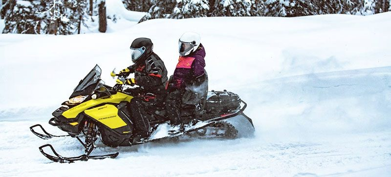 2021 Ski-Doo Renegade X 850 E-TEC ES w/ Adj. Pkg, RipSaw 1.25 w/ Premium Color Display in Sierra City, California - Photo 17