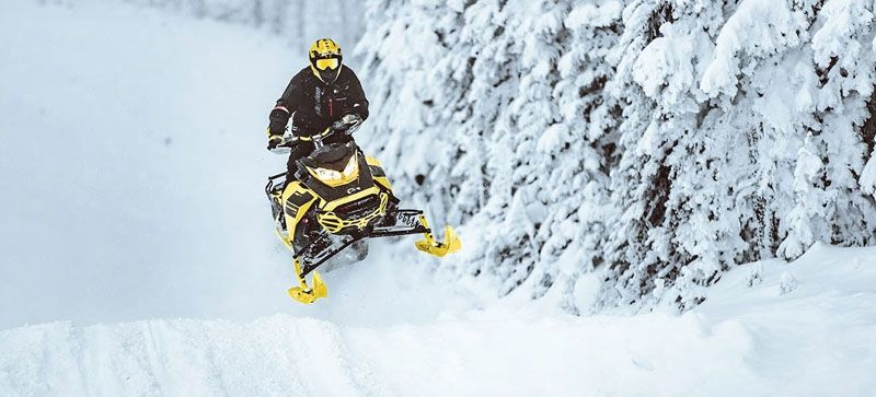 2021 Ski-Doo Renegade X 850 E-TEC ES w/ Adj. Pkg, RipSaw 1.25 w/ Premium Color Display in Hillman, Michigan - Photo 15