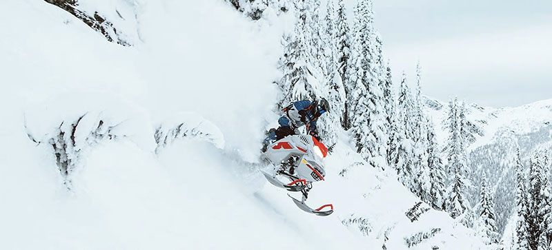 2021 Ski-Doo Freeride 146 850 E-TEC ES PowderMax FlexEdge 2.5 LAC in Speculator, New York - Photo 8