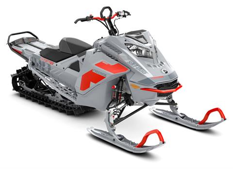 2021 Ski-Doo Freeride 146 850 E-TEC ES PowderMax FlexEdge 2.5 LAC in Wilmington, Illinois