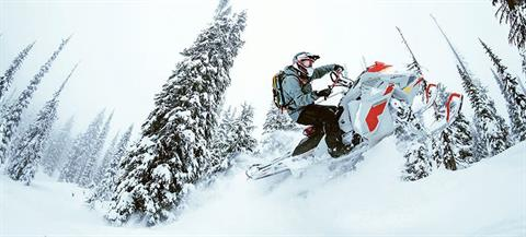 2021 Ski-Doo Freeride 154 850 E-TEC ES PowderMax Light FlexEdge 2.5 LAC in Speculator, New York - Photo 4