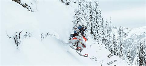 2021 Ski-Doo Freeride 154 850 E-TEC ES PowderMax Light FlexEdge 3.0 LAC in Hudson Falls, New York - Photo 8