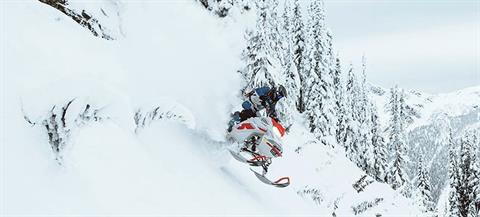 2021 Ski-Doo Freeride 165 850 E-TEC ES PowderMax Light FlexEdge 2.5 LAC in Great Falls, Montana - Photo 8