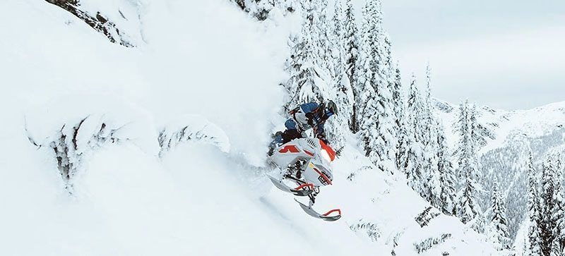 2021 Ski-Doo Freeride 165 850 E-TEC SHOT PowderMax Light FlexEdge 2.5 LAC in Mars, Pennsylvania - Photo 8