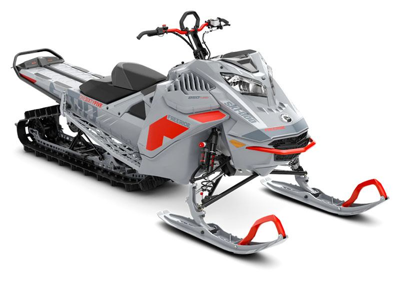 2021 Ski-Doo Freeride 165 850 E-TEC Turbo SHOT PowderMax Light FlexEdge 3.0 in Rexburg, Idaho - Photo 1