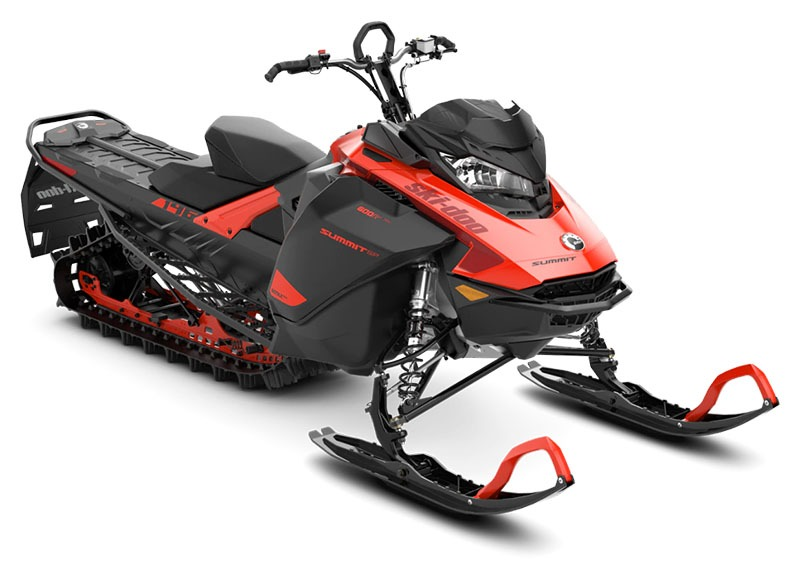 2021 Ski-Doo Summit SP 146 600R E-TEC SHOT PowderMax FlexEdge 2.5 in Speculator, New York - Photo 1