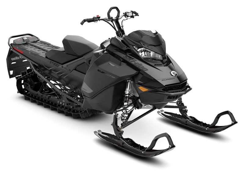 2021 Ski-Doo Summit SP 146 850 E-TEC ES PowderMax FlexEdge 2.5 in Wenatchee, Washington - Photo 1
