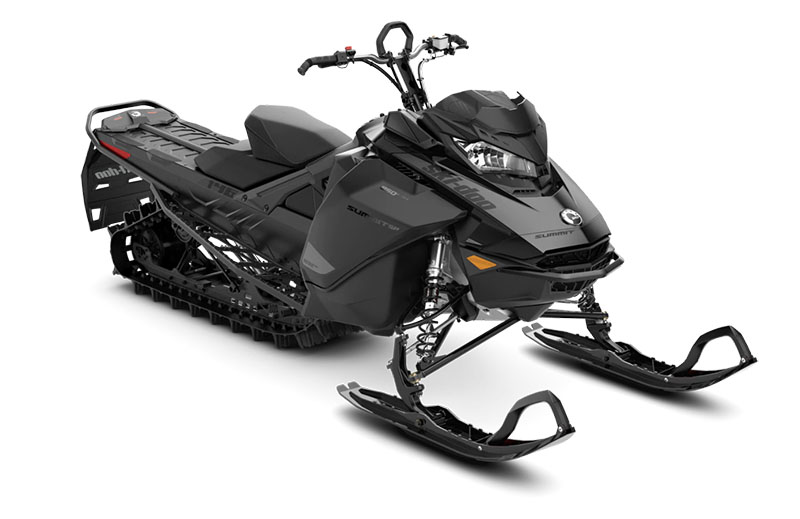 2021 Ski-Doo Summit SP 146 850 E-TEC SHOT PowderMax FlexEdge 2.5 in Barre, Massachusetts - Photo 1