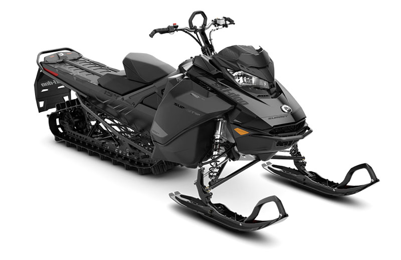 2021 Ski-Doo Summit SP 154 850 E-TEC ES PowderMax Light FlexEdge 3.0 in Presque Isle, Maine - Photo 1