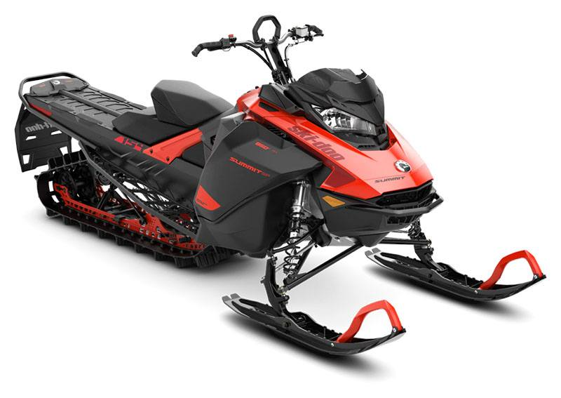 2021 Ski-Doo Summit SP 154 850 E-TEC SHOT PowderMax Light FlexEdge 3.0 in Speculator, New York - Photo 1