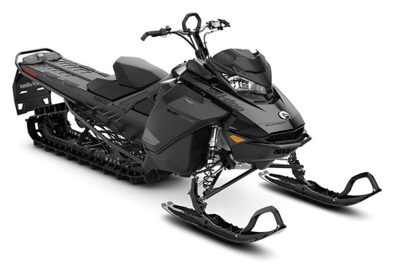 2021 Ski-Doo Summit SP 165 850 E-TEC ES PowderMax Light FlexEdge 2.5 in Lancaster, New Hampshire - Photo 1