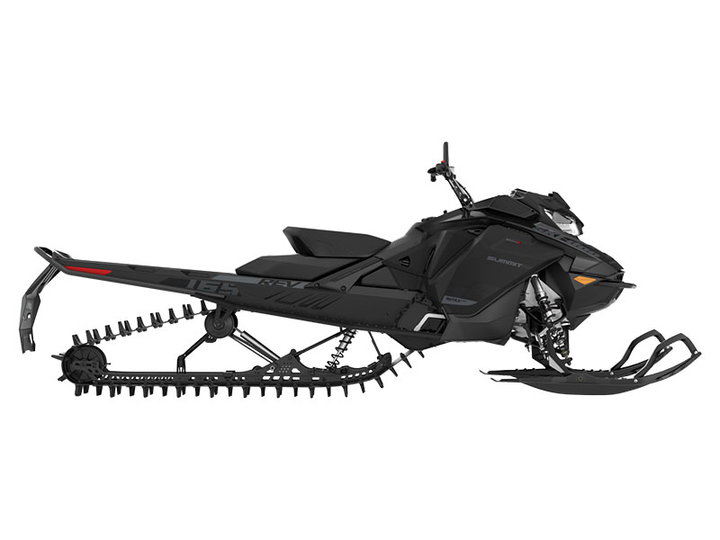 2021 Ski-Doo Summit SP 165 850 E-TEC ES PowderMax Light FlexEdge 2.5 in Saint Johnsbury, Vermont - Photo 2